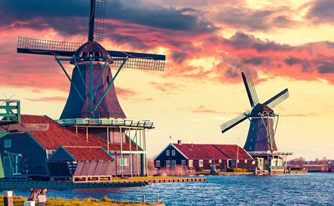 Remarkable Rhine & Historic Holland